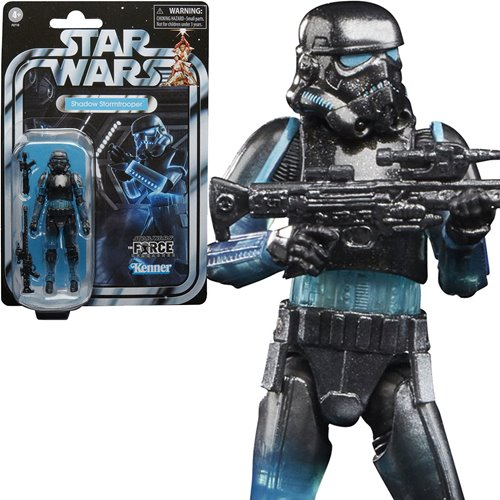 Star Wars The Vintage Collection Shadow Stormtrooper Figure