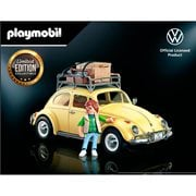 Playmobil 70827 Volkswagen Beetle Car - Special Edition Yellow