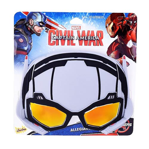 Captain America: Civil War Ant-Man Sun-Staches