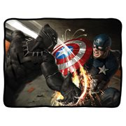 Captain America: Civil War Fleece Blanket