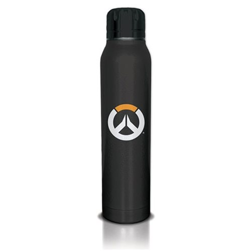 Overwatch Logo Steel Water Bottle
