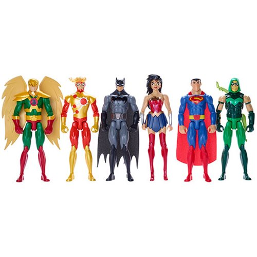 Justice League Action 12-Inch Action Figure 6-Pack - Toys R Us Exclusive
