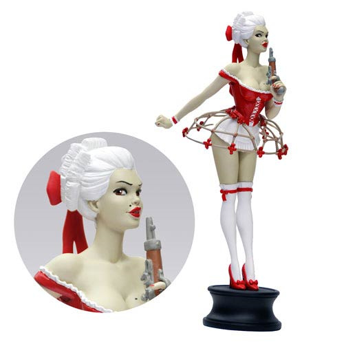 Lady Justine by Felix Meynet Pinup Statue