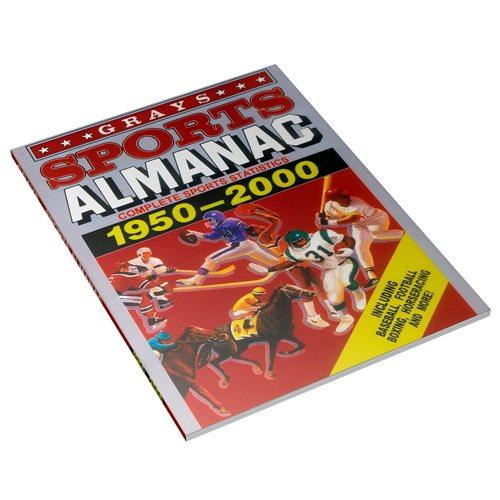 Back to the Future Gray's Sports Almanac Notebook