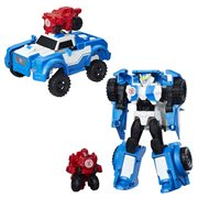 Transformers Robots in Disguise Combiner Force Activator Combiners Strongarm and Trickout