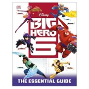 Big Hero 6: The Essential Guide Hardcover Book