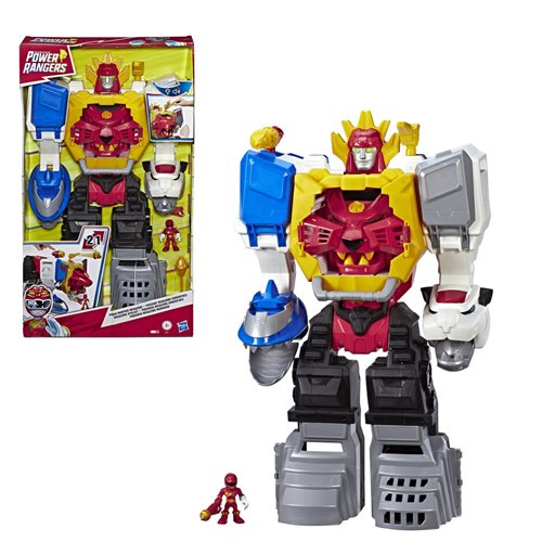 Power Rangers Playskool Heroes Power Morphin Megazord