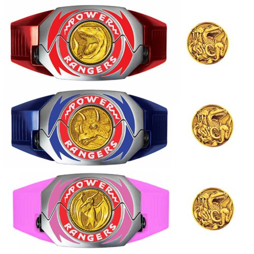 Mighty Morphin Power Rangers The Movie Legacy Edition Morpher Set