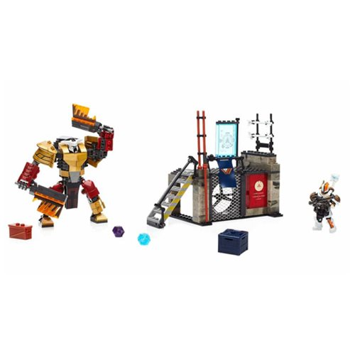Mega Construx Destiny Cabal Gladiator Battle Playset