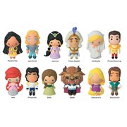 Disney Series 14 3-D Figural Key Chain Random 6-Pack