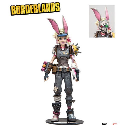 Borderlands 3 Tiny Tina 7-Inch Action Figure