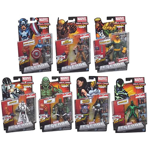 Marvel Legends Action Figures 2012 Wave 2