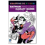 The Batman Adventures: Mad Love Coloring Book