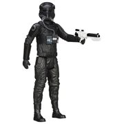 Star Wars: The Force Awakens Hero Series TIE Fighter Pilot Figure, Not Mint
