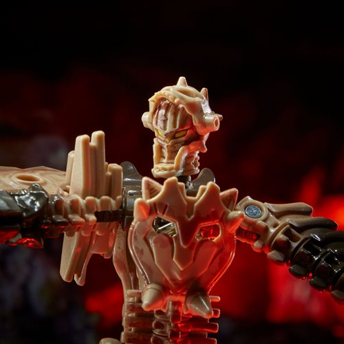 Transformers War for Cybertron Kingdom Deluxe Paleotrex