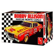 Coca Cola Bobby Allison 1972 Chevy Monte Carlo Stock Car Model Kit