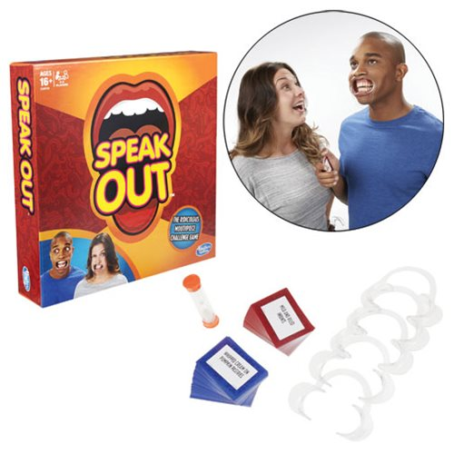 Speak Out Game, Not Mint