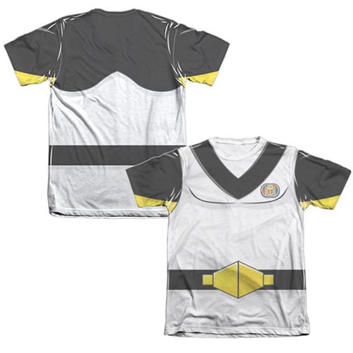 Voltron Black Lion Pilot Sven Costume T-Shirt