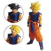 Dragon Ball Super Super Saiyan Son Goku Legend Battle Statue
