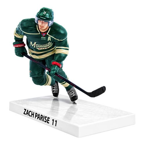 NHL Minnesota Wild Zach Parise 6-Inch Action Figure