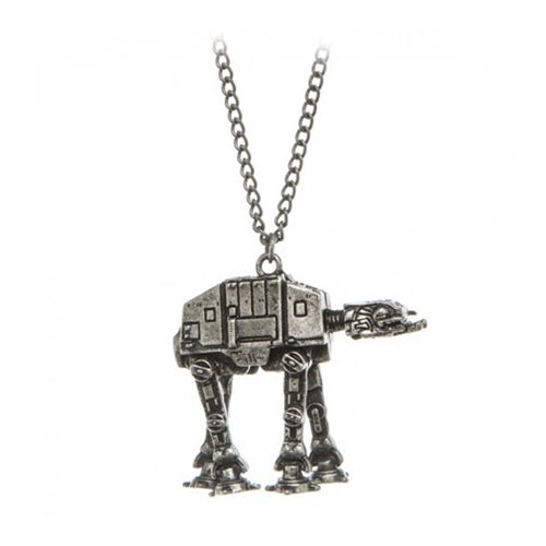 Star Wars AT-AT Imperial Walker Necklace