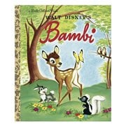 Walt Disney's Bambi Little Golden Book