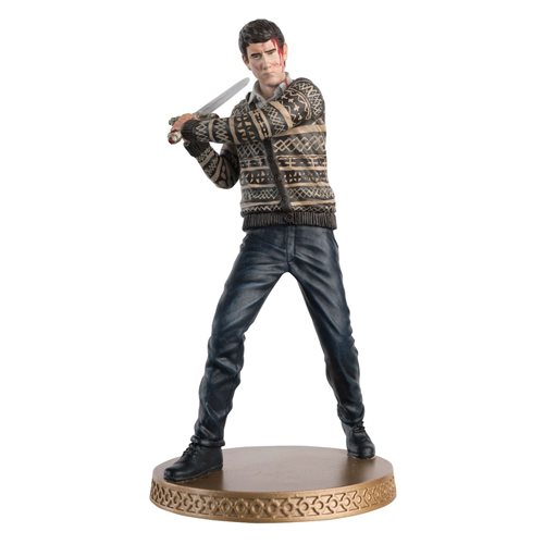 Harry Potter Wizarding World Collection Neville Longbottom Figure with Collector Magazine