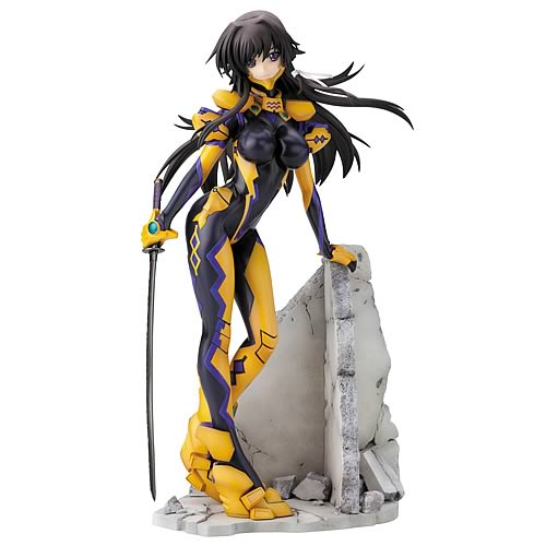 Muv-Luv Alternative Te Yui Takamura Statue