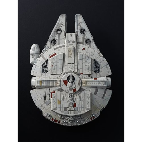 Star Wars: The Rise of Skywalker Millennium Falcon 1:144 Scale Model Kit