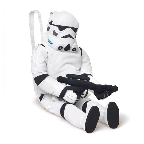 Star Wars Stormtrooper Back Buddy