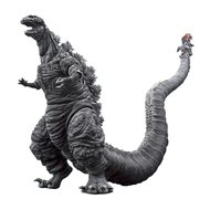 Shin Godzilla Godzilla 2016 The Fourth Frozen Ver. SH MonsterArts Action Figure