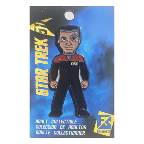 Star Trek Chakotay Pin