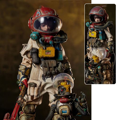 Hunters: Day After WWlll Dr. BB Premium UMS 1:6 Scale Action Figure