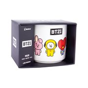 Line Friends BTS BT21 11 oz. Mug
