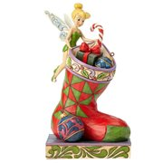 Disney Traditions Tinker Bell Christmas Stocking Stuffer Statue