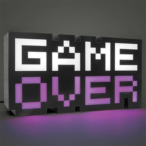 Game Over Light