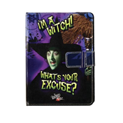 Wizard of Oz Wicked Witch Tablet Cover