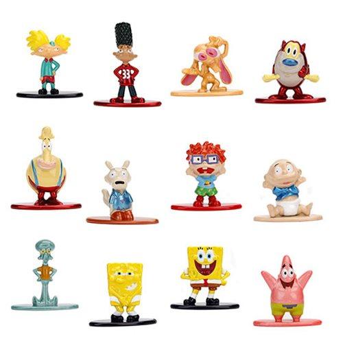 Nickelodeon Nano Metalfigs 100/% Die-Cast Metal Chuckie Finster