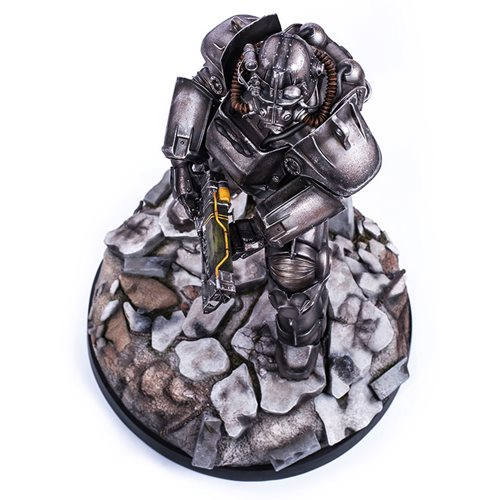Fallout 4 T-45 Power Armor 1:4 Scale Statue