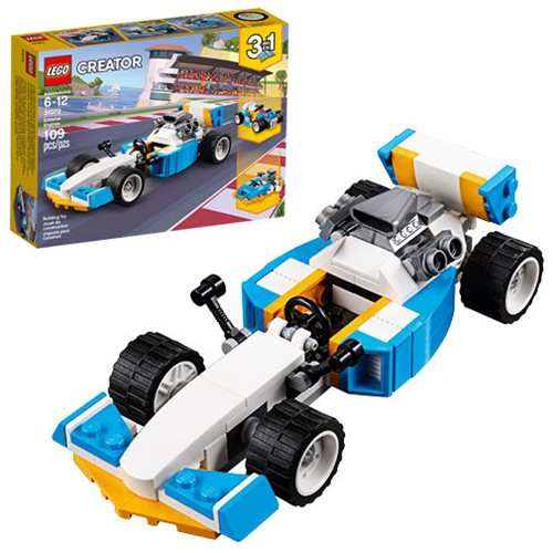 LEGO Creator 31072 Extreme Engines
