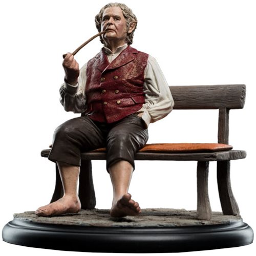 Lord of the Rings Bilbo Baggins Mini-Statue