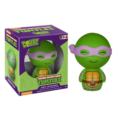 Teenage Mutant Ninja Turtles Donatello Dorbz Vinyl Figure