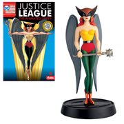Justice League: The Animated Series Hawkgirl Statue with Collector Magazine #4