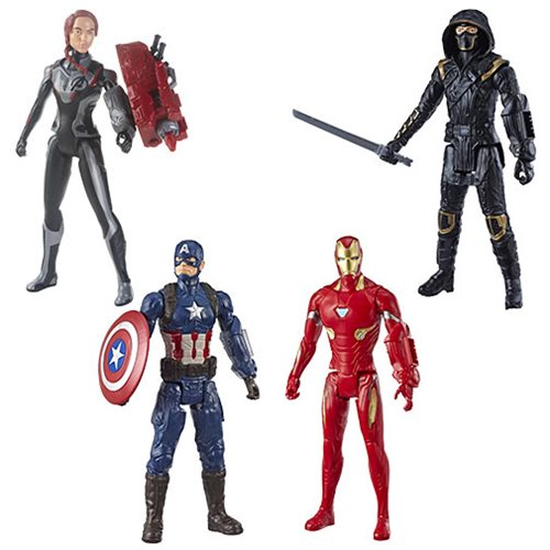Avengers: Endgame Titan Hero Series A Action Figure Wave 2