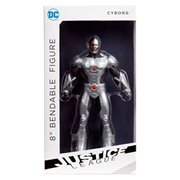 Justice League Cyborg 8-Inch Bendable Action Figure