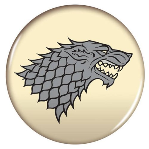 Game of Thrones 2 1/4-Inch House Stark Magnet