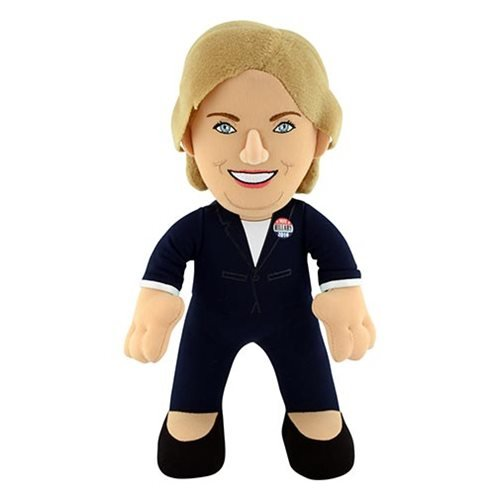 Hillary Clinton 10-Inch Plush Figure