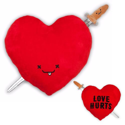 BFFs Love Hurts Jimmy and Ice 16-Inch Large Plush