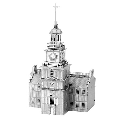 Independence Hall Metal Earth Model Kit
