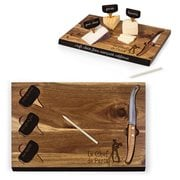 Ratatouille Delio Acacia Cheese Board and Tools Set